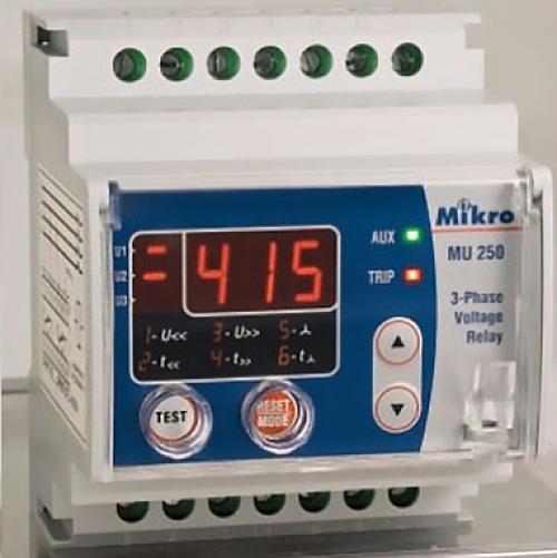 Hướng dẫn cài đặt relay bảo vệ Mikro MU250