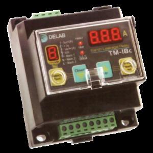 Hướng dẫn lắp đặt, cài đặt Relay bảo vệ dòng rò Delab TM-18c