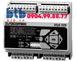 Bộ điều khiển cho ATS C20 Socomec