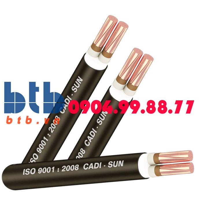 Cadisun Cáp trung thế DSTA/CTS-W 3×240-40.5kV