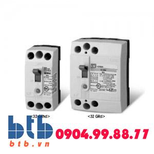 Aptomat chống rò điện 2P -30A -30mA -2.5kA