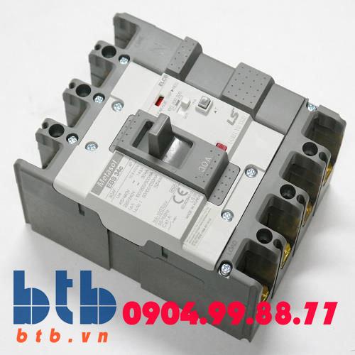 Aptomat chống rò điện 4P -250A -30/100/500mA -37kA(EBN)