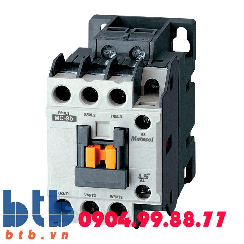 Contactor 3P -12b -380V Ls
