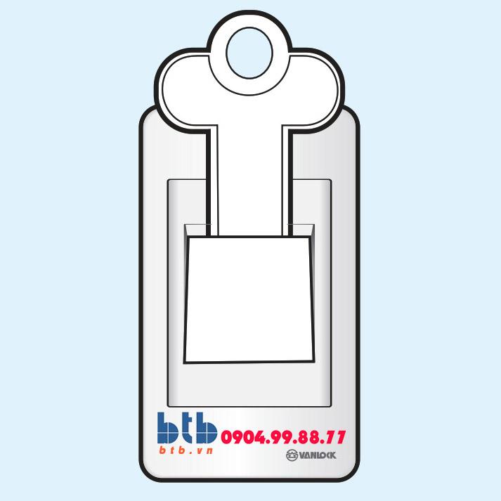 Sino S18A Bộ chìa khóa ngắt điện có đèn báo A