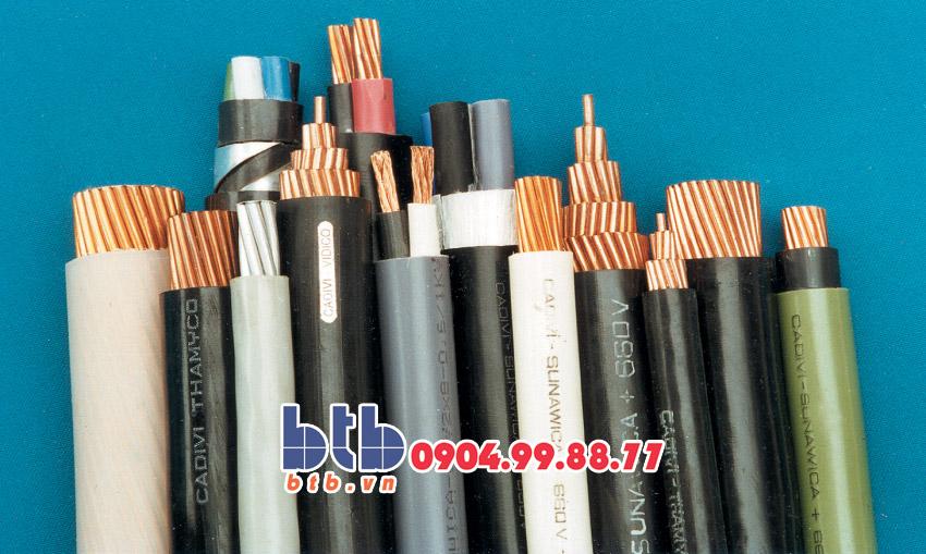 Cadivi Cáp điện CV-35-750-TCVN 6610:3-2000