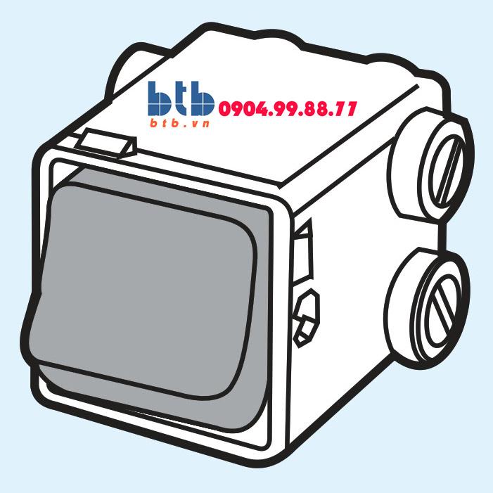 Sino S668G Công tắc 2 cực 20A