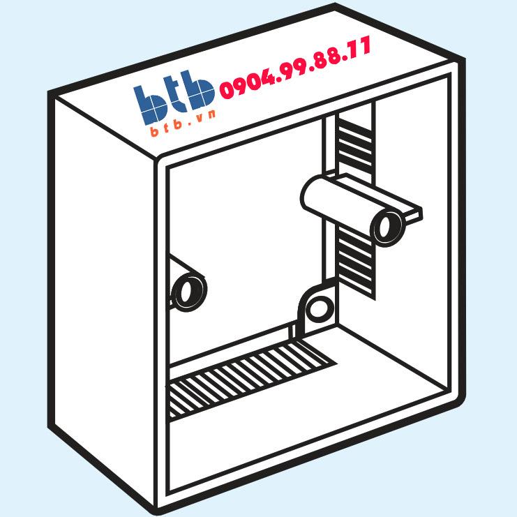 Sino Đế nổi nhựa loại vuông dùng cho S98