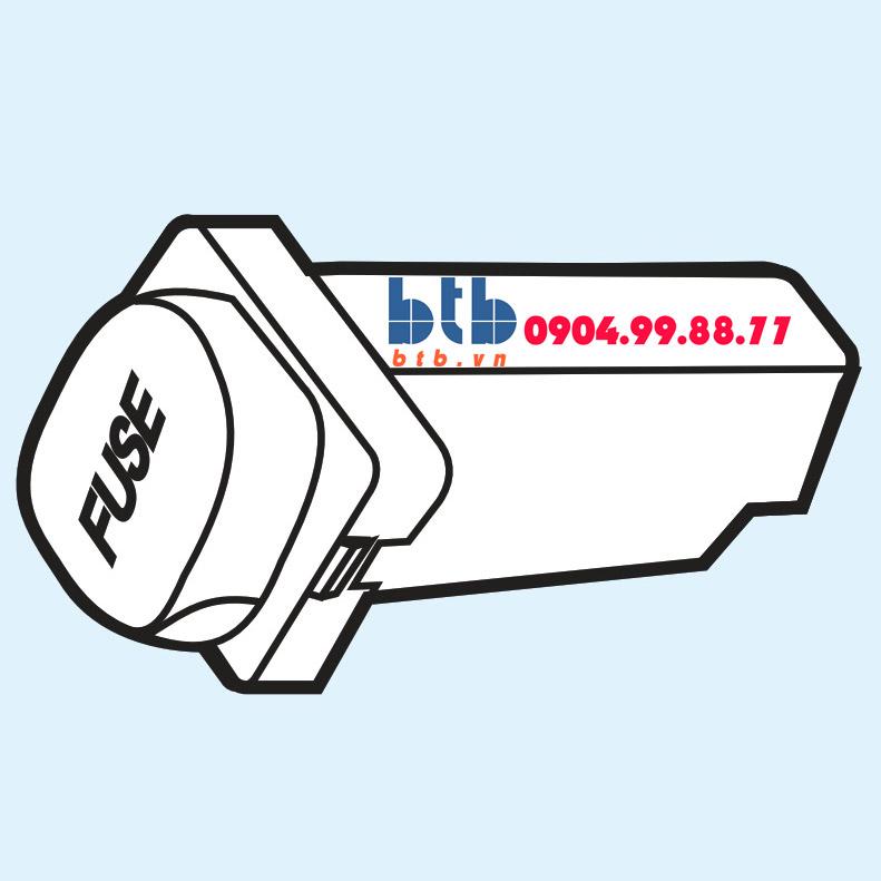 Sino Hạt cầu chì ống 10A