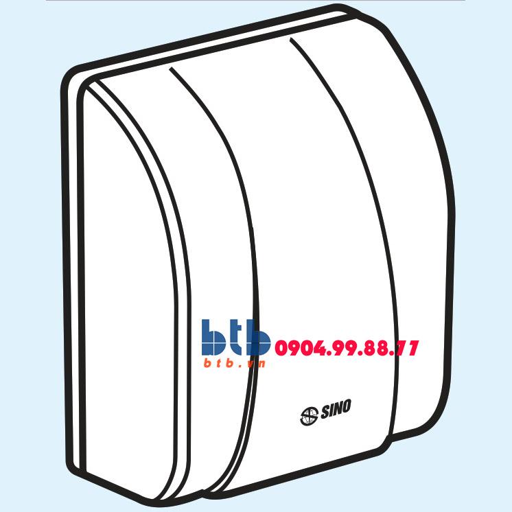 Sino Hộp đậy phòng thấm nước dùng cho mặt ổ cắm vuông