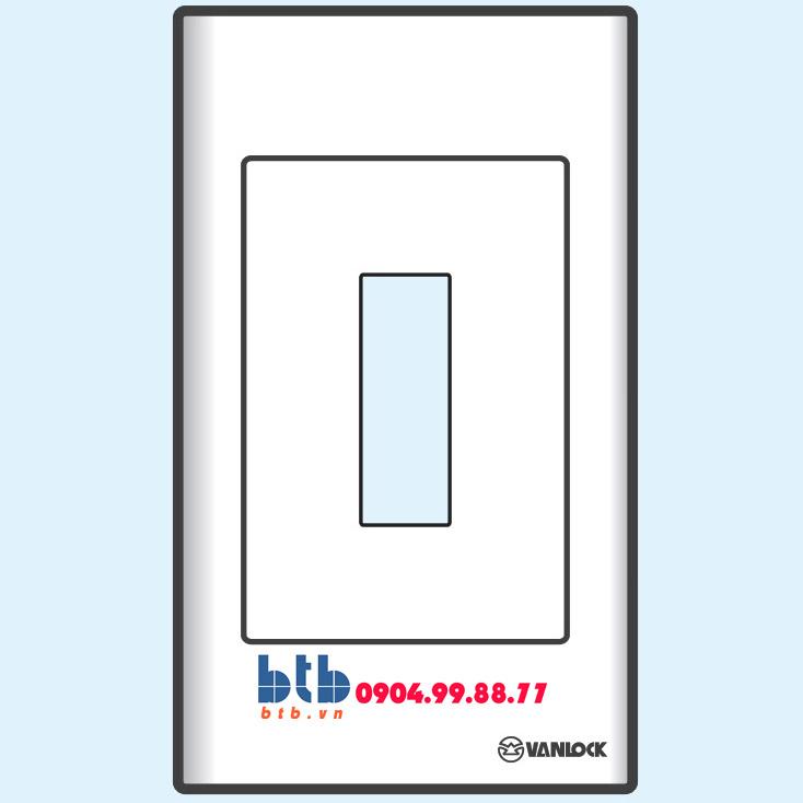 Sino S186 Mặt nhựa chứa MCCB kiểu A và B