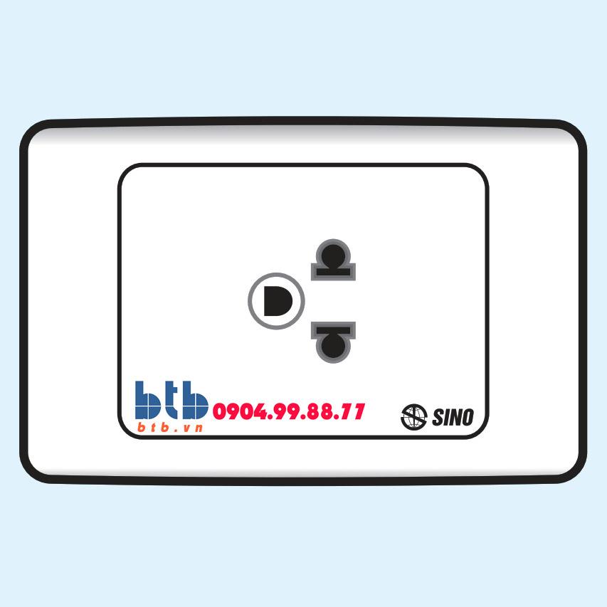Sino S9 Ổ cắm đơn 3 chấu