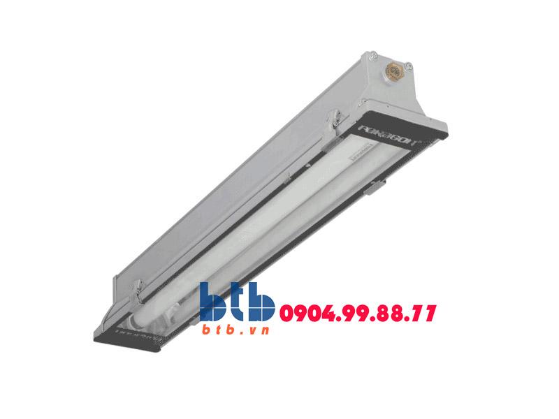 Paragon Đèn chống thấm, chống bụi PIFK 118L10 bóng LED