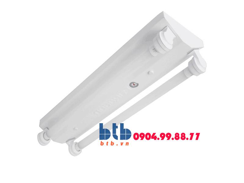 Paragon Máng đèn có vòm phản quang PIFQ 218 chấn lưu điện tử