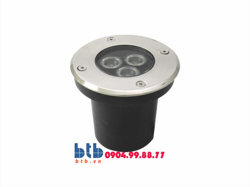 Paragon Đèn âm sàn-LED PRGT3L/30