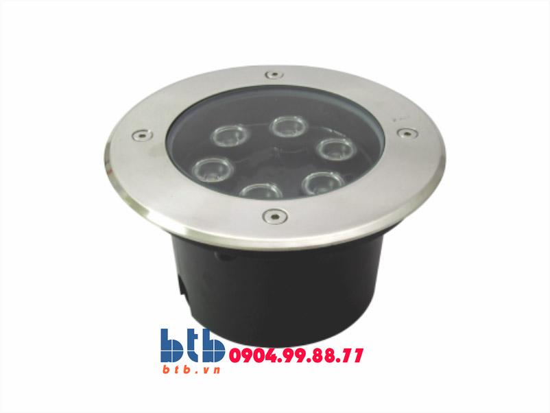 Paragon Đèn âm sàn-LED PRGT6L/30