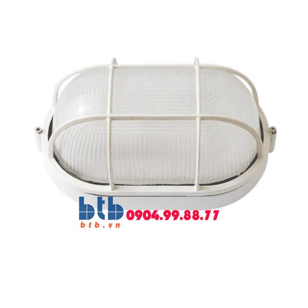 Paragon Đèn gắn tường PWLSE27/S IP54 Compact 13W