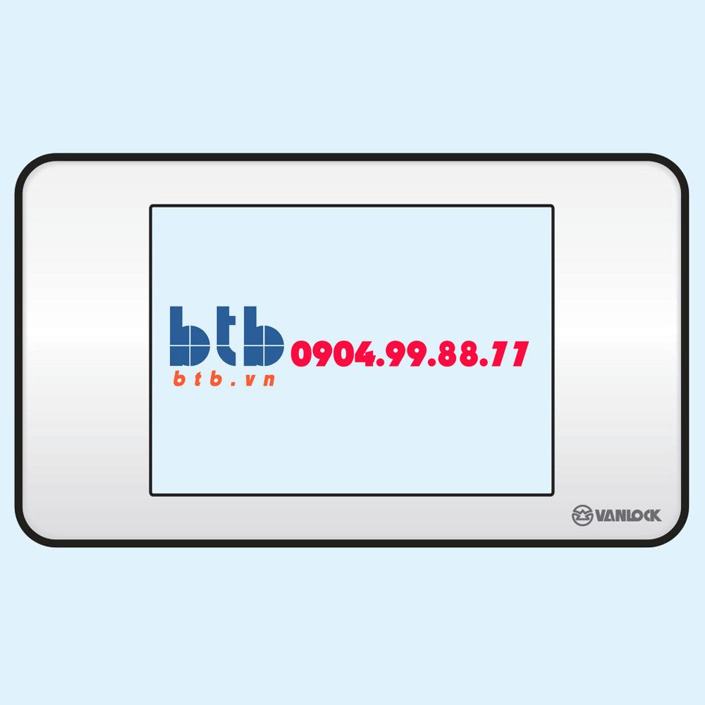 Sino S18A Viền đơn trắng