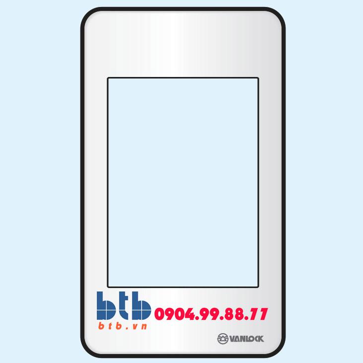 Sino S18A Viền đơn trắng loại dọc