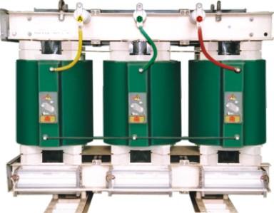 Máy biến áp cách điện khô bằng keo Epoxy