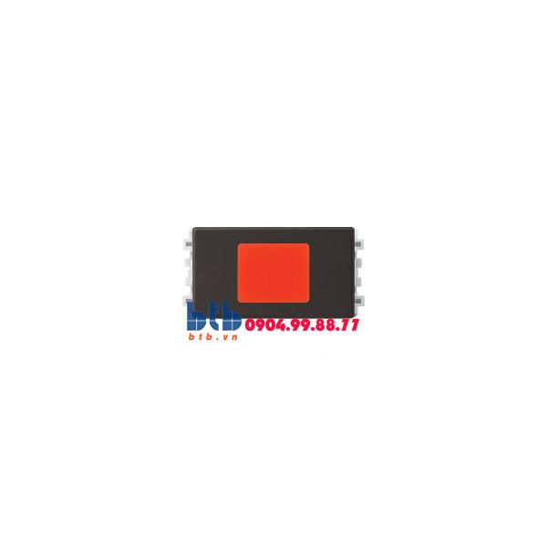 Schneider – Đèn báo đỏ màu đồng ánh bạc