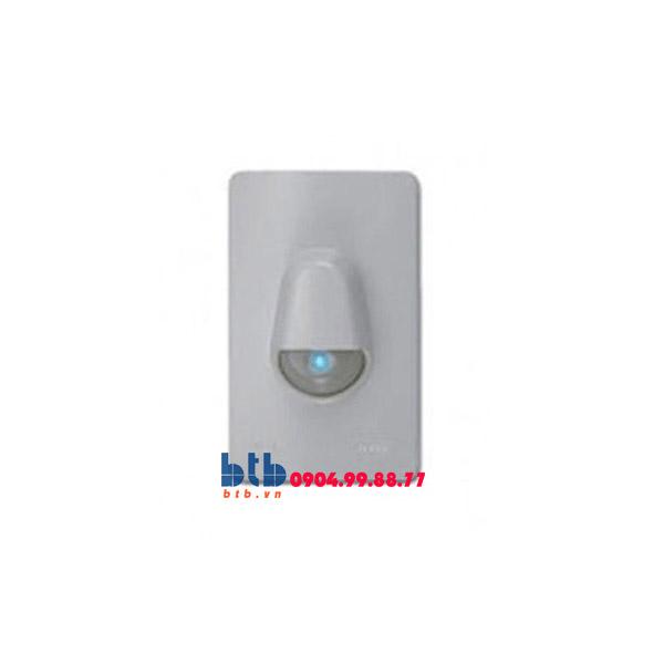 Schneider – Nút nhấn chuông IP44, màu xám