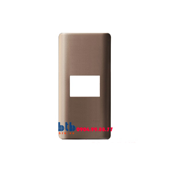 Schneider – Mặt cho 1 thiết bị size S Series Zencelo A