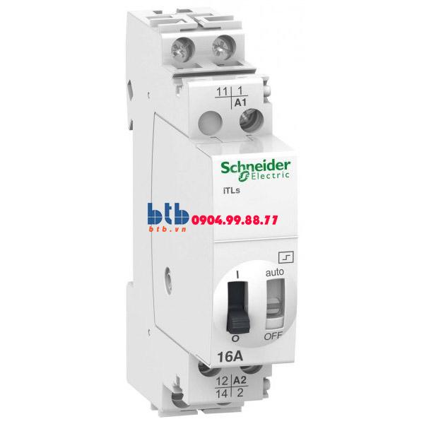 Schneider – Rờ-le Acti 9 điều khiển bằng tín hiệu xung,iTLs 16A