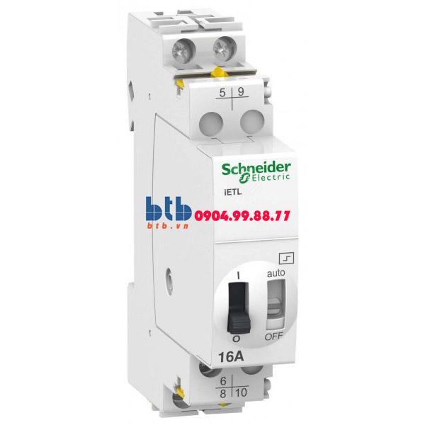 Schneider – Mô-đun mở rộng cho Acti 9 iTL và iTLI 16A