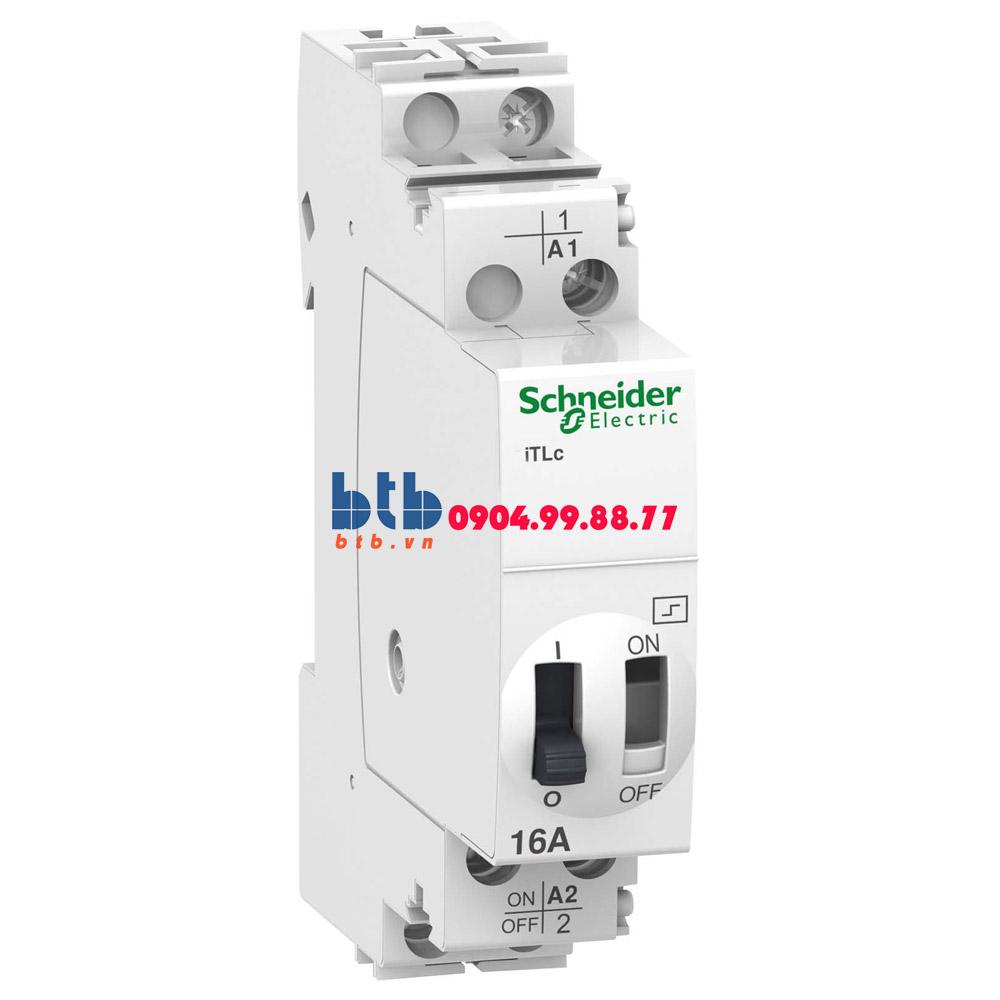 Schneider – Rờ-le Acti 9 điều khiển bằng tín hiệu xung,iTLc 16A