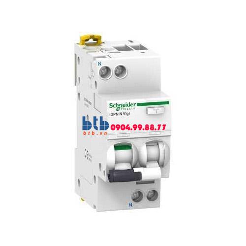Schneider – RCBO-1P+N, 6kA, 30mA 6A