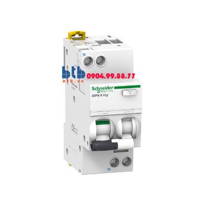 Schneider – RCBO-1P+N, 6kA, 30mA 10A