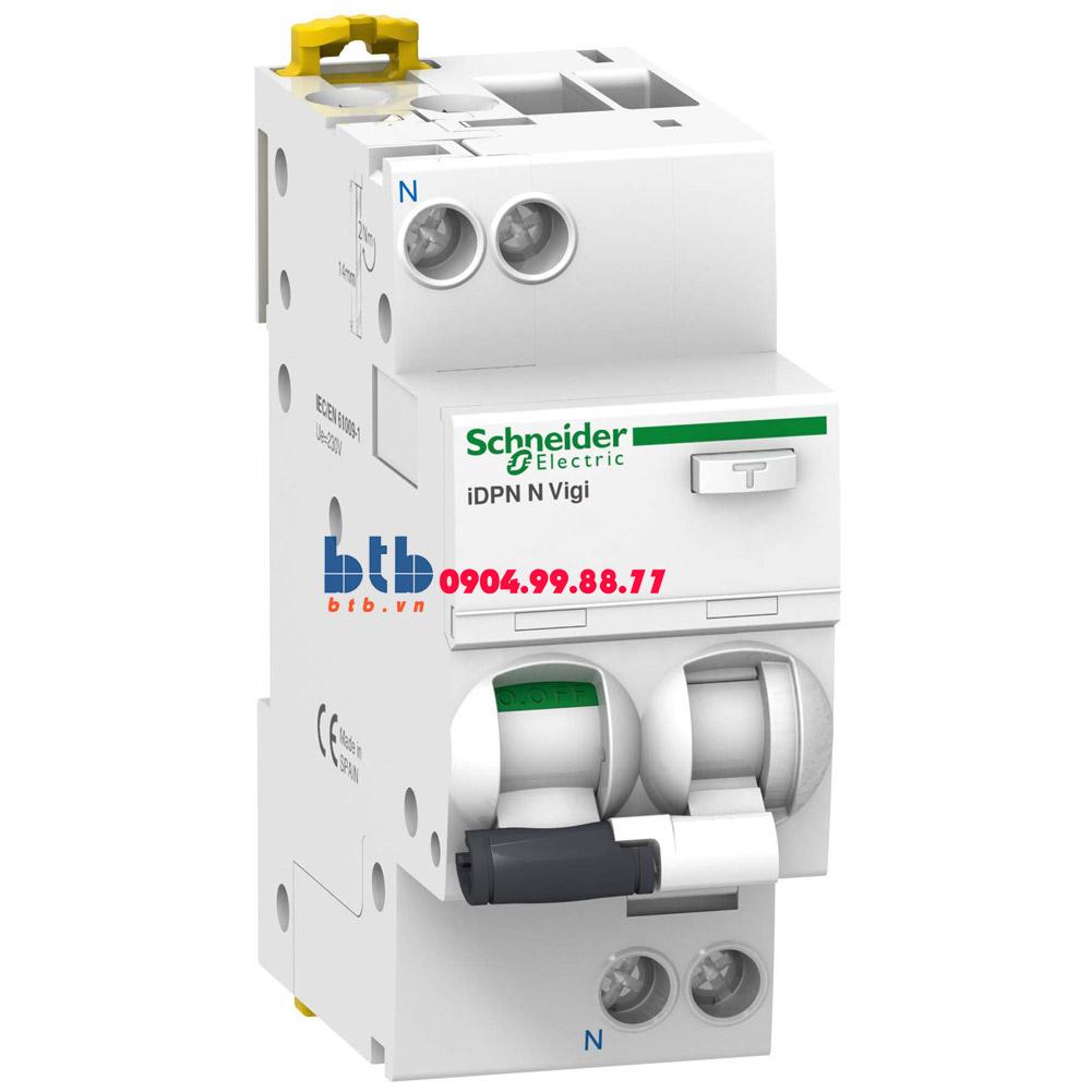 Schneider – RCBO-1P+N, 6kA, 300mA 16A