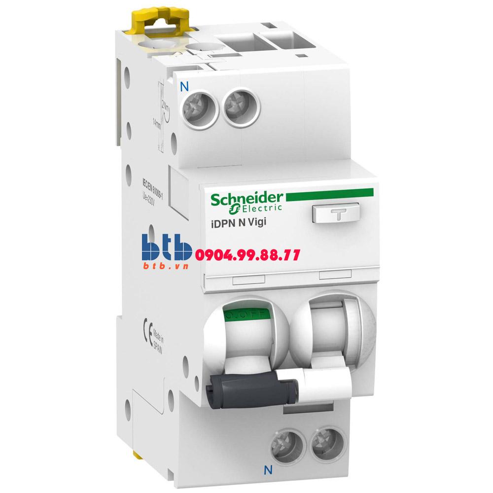 Schneider – RCBO-1P+N, 6kA, 300mA 20A