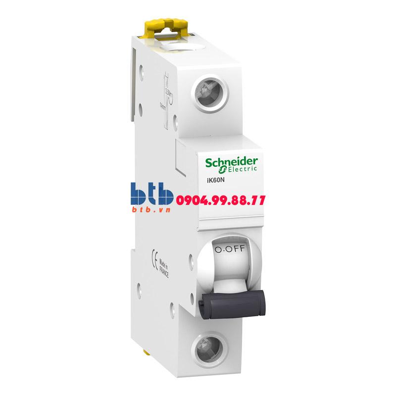 Schneider – iK60N MCB 1P,6kA,230V, C curve 20A