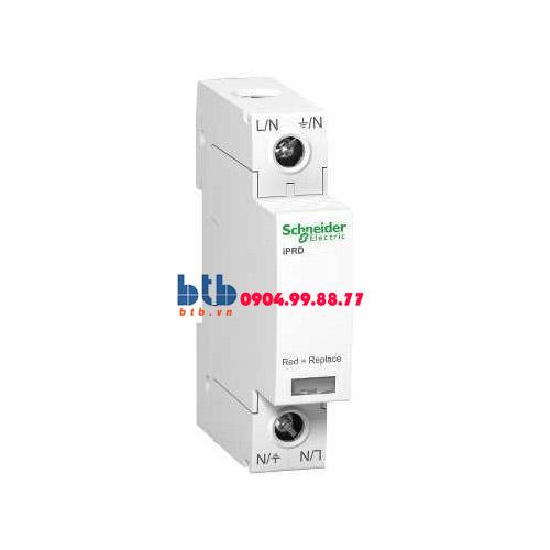Schneider – Thiết bị chống sét lan truyền Acti 9-iPRD, loại 2, 1P, 230V, Draw-out 8kA