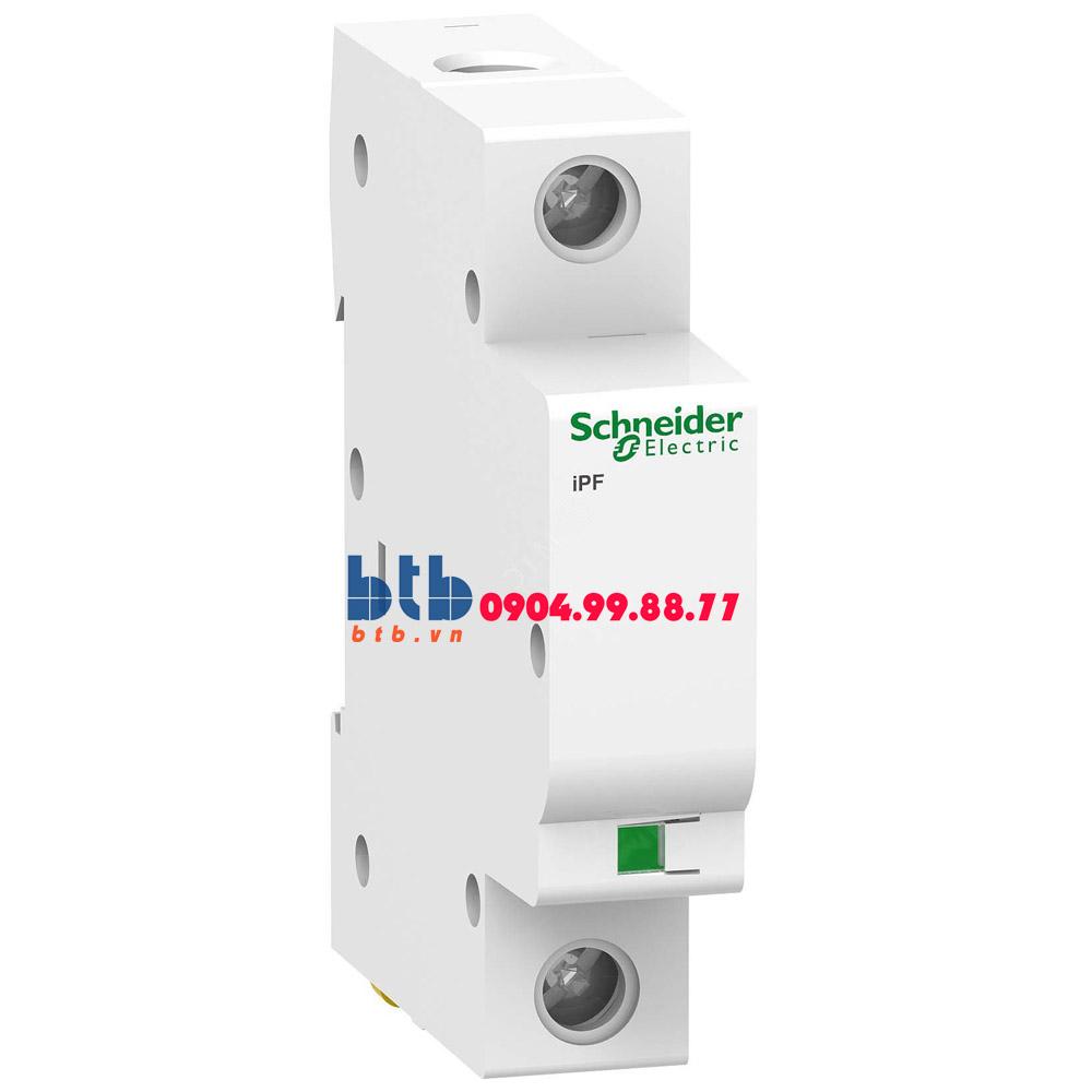Schneider – Thiết bị chống sét lan truyền Acti 9-iPF K, loại 2, 1P, 230V, Fixed 40kA