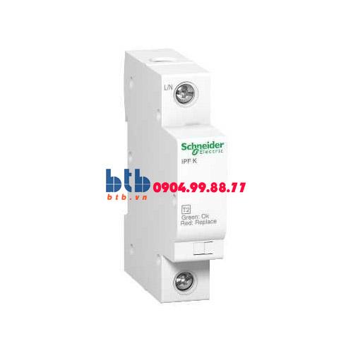 Schneider – Thiết bị chống sét lan truyền Acti 9-iPF K, loại 2, 1P, 230V, Fixed 20kA