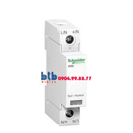 Schneider – Thiết bị chống sét lan truyền Acti 9-iPRD, loại 2, 1P, 230V, Draw-out 65kA