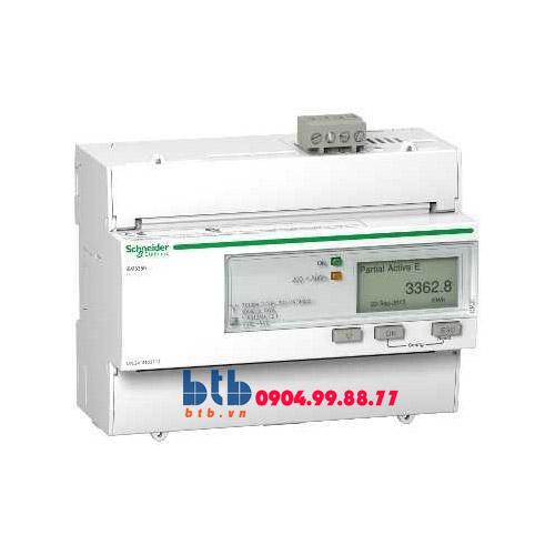 Schneider – Đồng hồ tích hợp sẵn biến dòng iEM3000 125A Modbus
