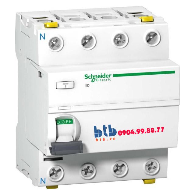 Schneider – iID-300[S]mA,415V,AC Type 4P 100A