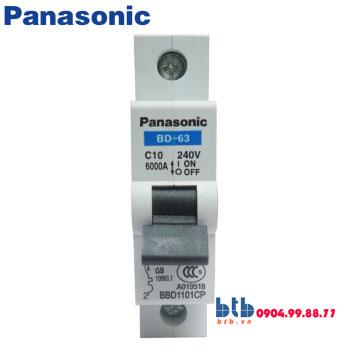 Panasonic Cầu dao tự động 1P 10 6kA