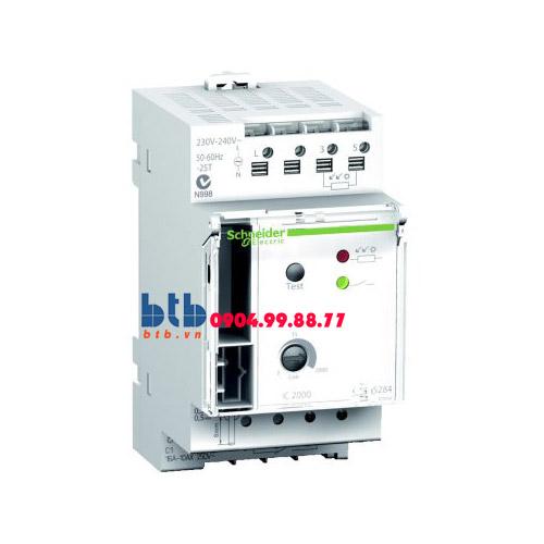 Schneider – Cảm biến độ sáng 2-2000lux gắn tủ điện, tải 16A