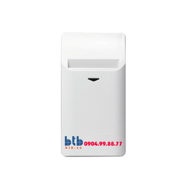 Schneider – Công tắc chìa khóa thẻ màu trắng