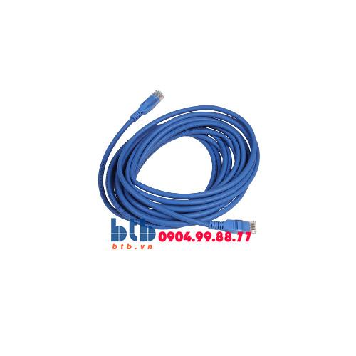 Schneider – Dây nhảy 5m, Cat5e, màu xanh dương