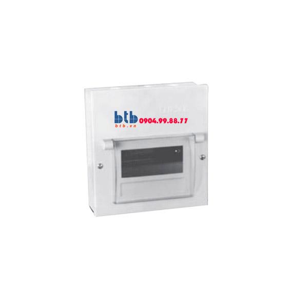 Schneider – Tủ điện âm tường vỏ kim loại KT 130x210x62 4 Modules