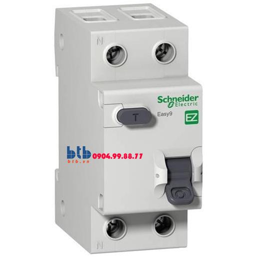 Schneider – Easy9 RCBO 1P+N,4.5kA, 30mA, 16A