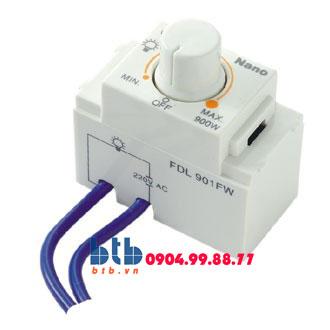 Panasonic Công tắc điều chỉnh độ sáng đèn FDL903W-Wide