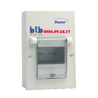 Panasonic Tủ điện vỏ kim loại chưa 2 modul FDP102
