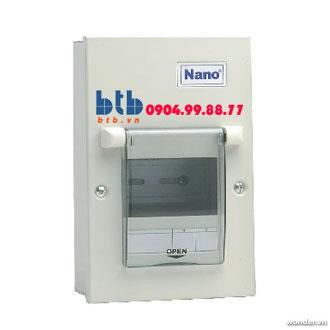 Panasonic Tủ điện vỏ kim loại chưa 3 modul FDP103