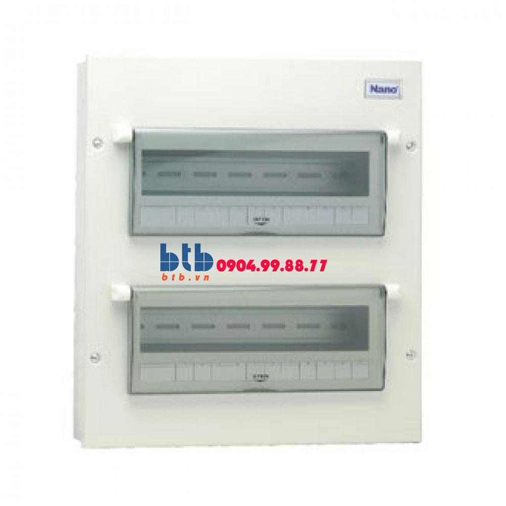Panasonic Tủ điện vỏ kim loại chưa 18 modul FDP118